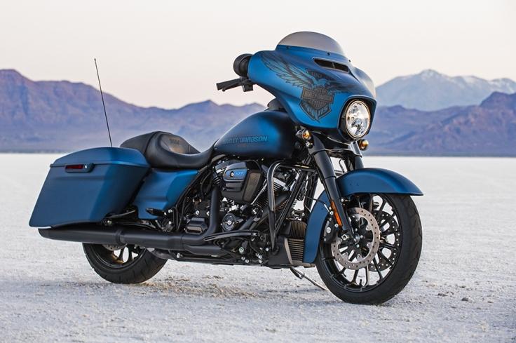 Harley Davidson 115th Aniversary CVO Street Glide