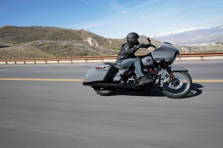 Harley Davidson 2018 CVO Road Glide