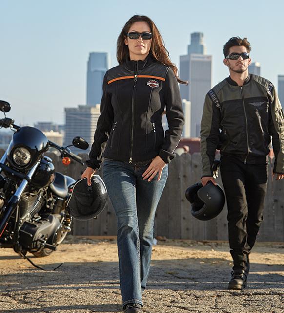 Harley-Davidson Triple Vent Jackets