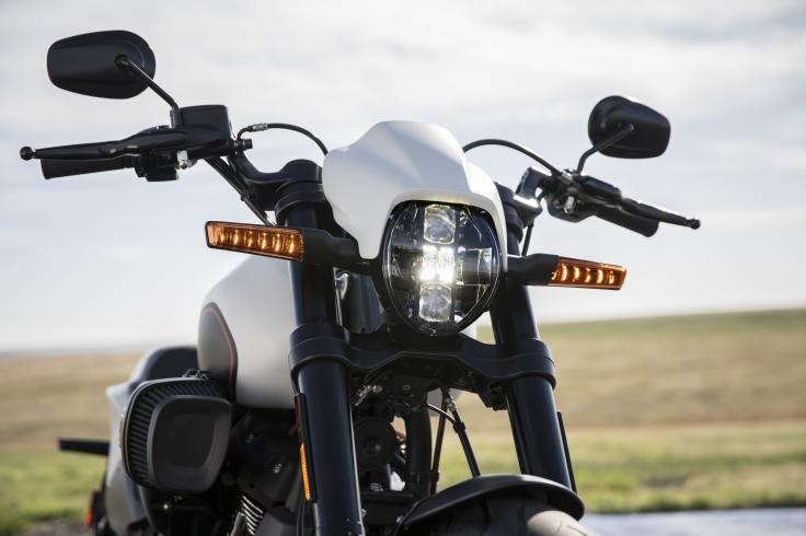 Harley Davidson 2019 FXDR 114 Front