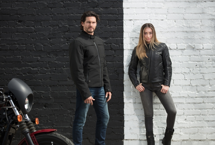 Mens and Womens Harley Davidson Jackets